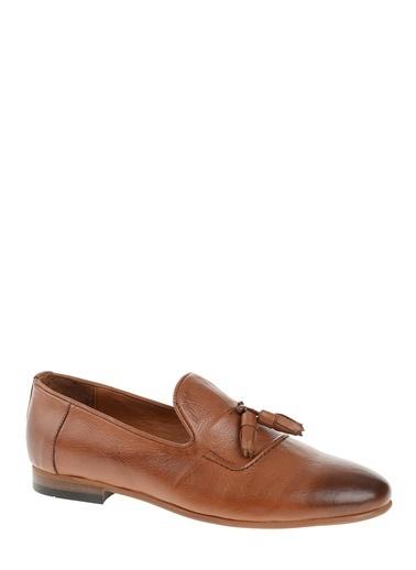 Derigo Loafer Ayakkabı Taba